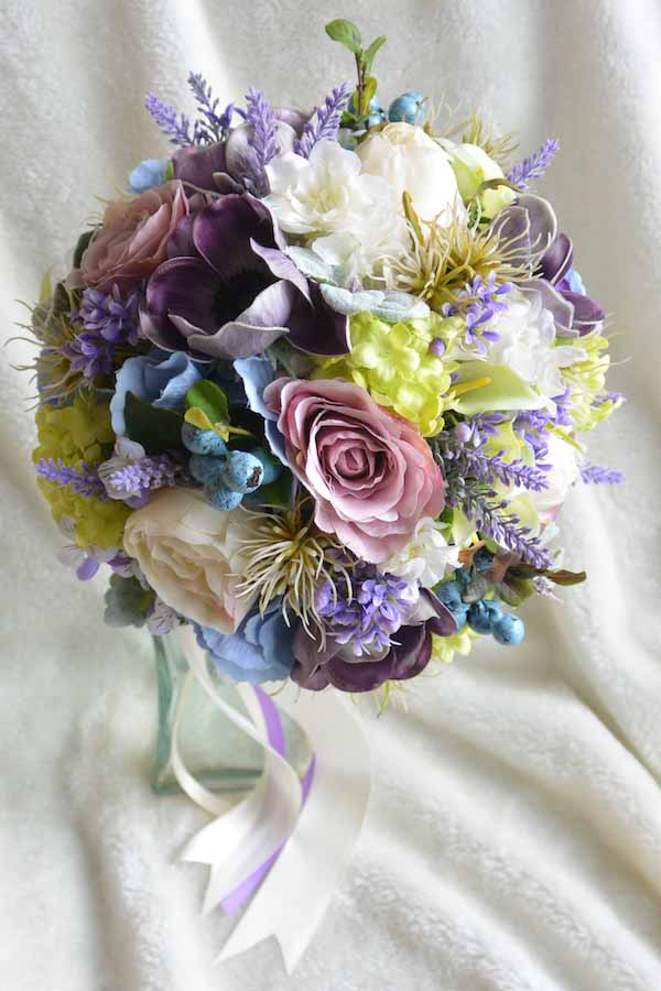 Preserved Flowers Vs. Silk Flowers: Which Should You Use For Your ...