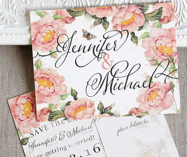 10 Chic Items for Your Vintage Garden Themed Wedding Asia