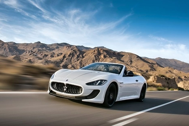 Luxury Cars For Wedding Transportation That Will Stun Your Bride 15