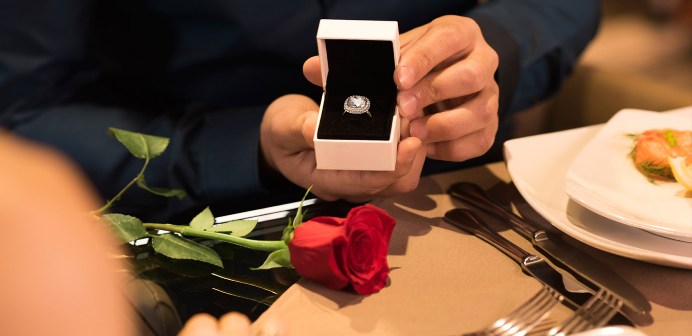 Planning a Holiday Proposal? Here Are 13 Romantic Ideas