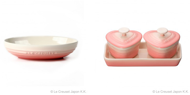 Le creuset launches adorable new bridal collection-4 精選靈感剪貼簿照片
