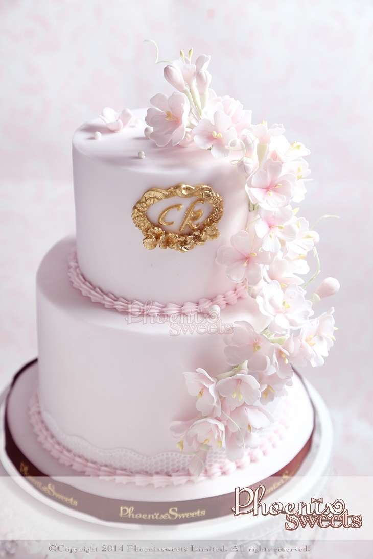 tiffshen-Interesting wedding cake-3