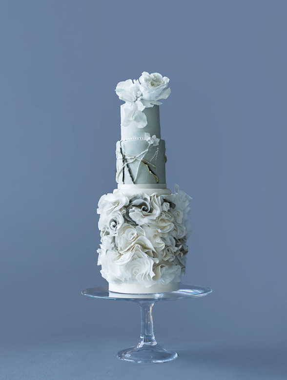 tiffshen-Art sculptures wedding cakes-2