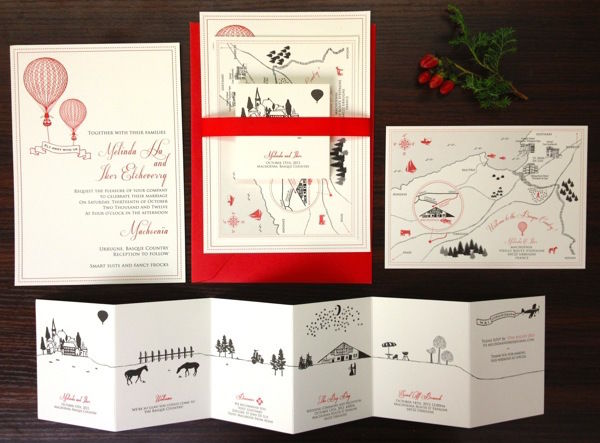 ilovemrlai-Gorgeous wedding invitations from kalo chu-2