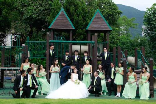 HilaryTsui10985-Light Green Wedding-3