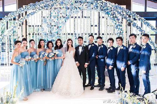CarolNguyen-Blue Wedding-3