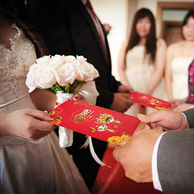 How Much Lai See You Should Give When Attending a Hong Kong Wedding?