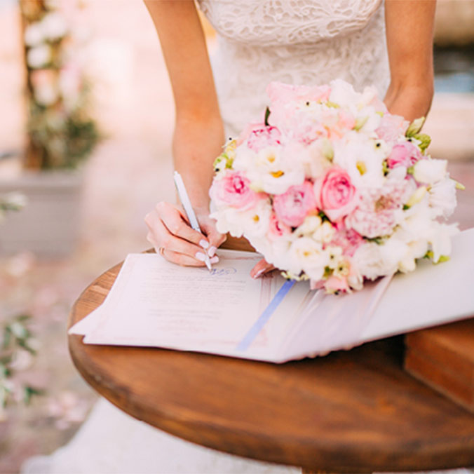 Prenup Talk: What To Do (And Think!) When Your Fiancé Asks You To Sign One