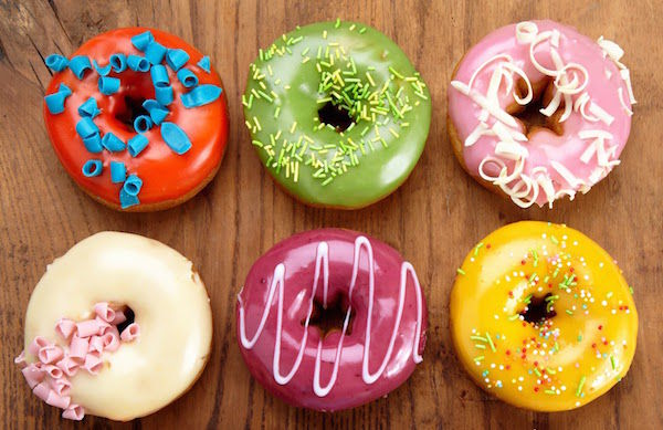 Avoid Donuts Before Your Wedding Day