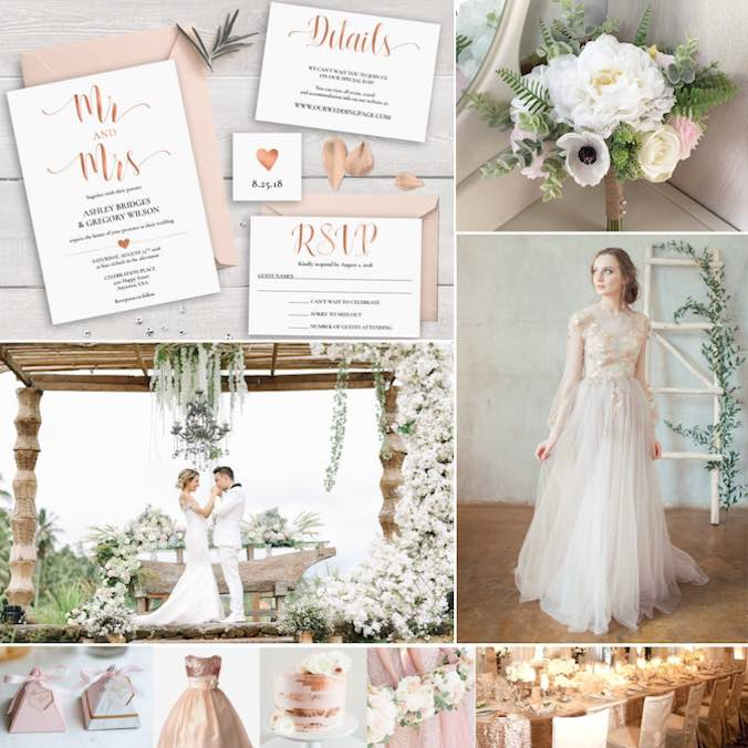 19 wedding trends for 2018 we cover dessert flowers receptions 19 wedding trends for 2018 we cover dessert flowers receptions decor junglespirit Gallery