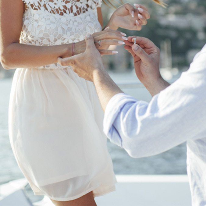 21 Super Smooth Ways to Go Down on One Knee (and Propose)