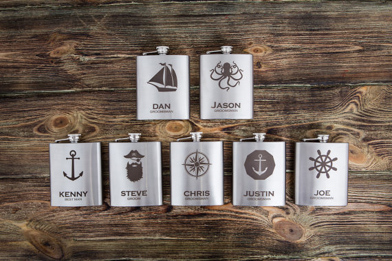 bestman gift proposal groomsmen wedding 3