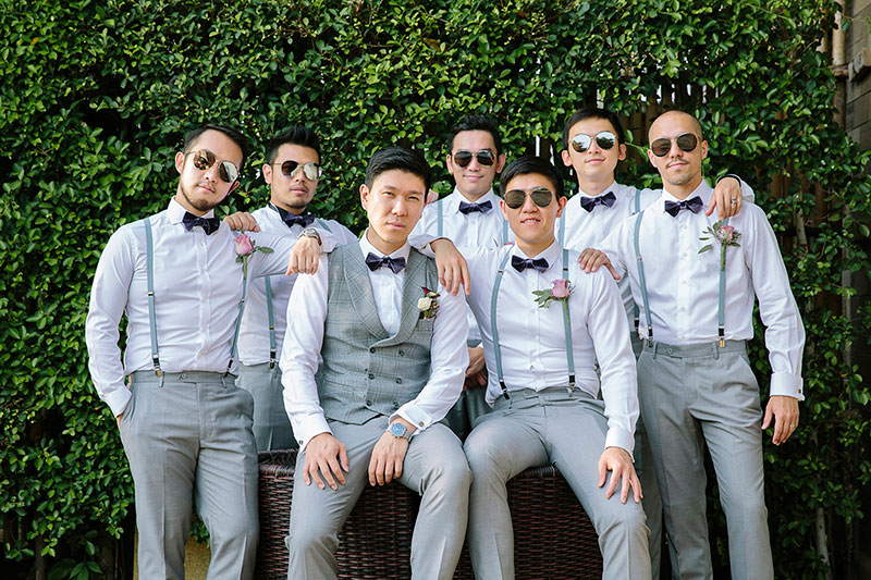 how to be better groomsman