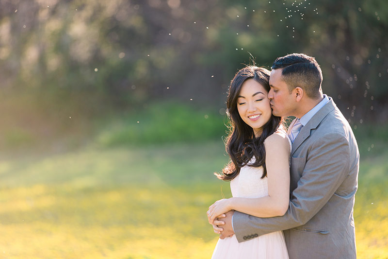 cherry blossom prewedding engagement photoshoot timing planning booking 8