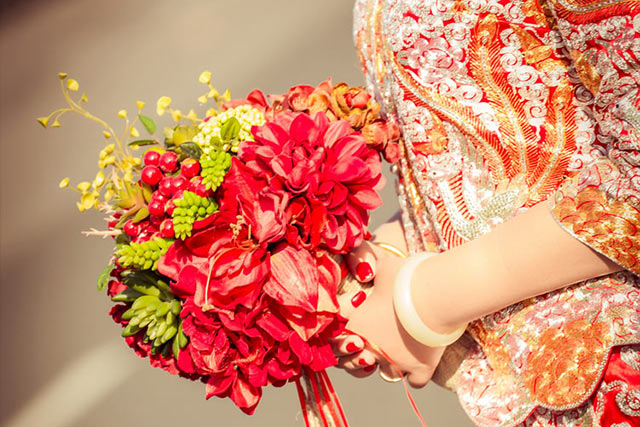 Traditional Chinese Wedding Day Customs Every Chinese Bride Should