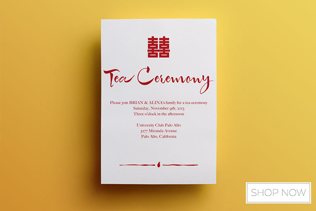 What is stuffed inside the Chinese wedding invitation? When should you send out the Chinese invites? Here