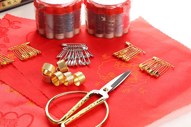 What Gifts are Included in the Chinese Wedding Dowry? - Asia