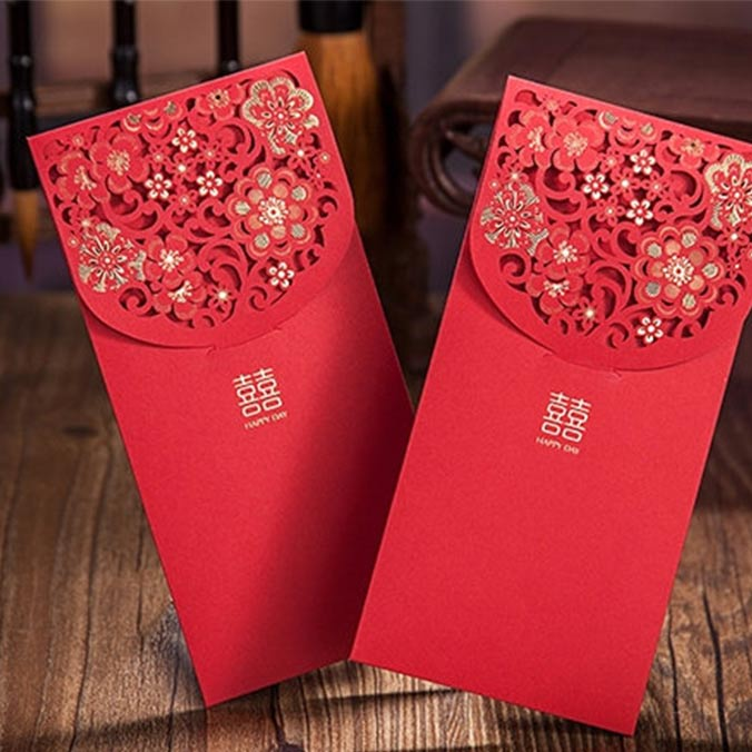 How Much Red Packet Money Should You Give To Your Wedding