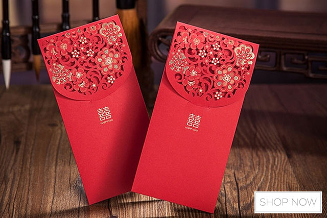 How Much Money Should I Give For Wedding Gift: How Much Red Packet Money Should You Give To Your Wedding