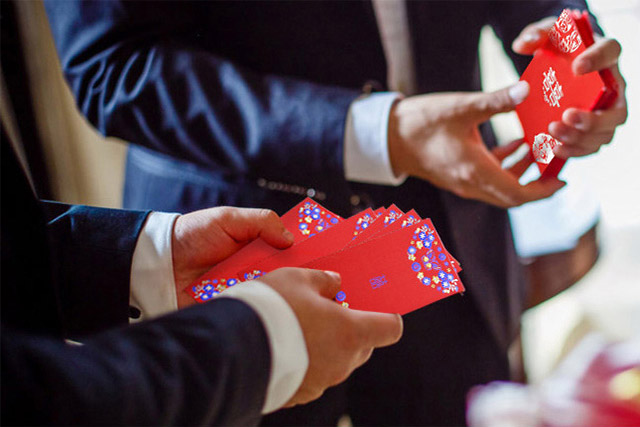 How Much Lai See Money Should You Give to Your Groomsmen in Hong Kong Wedding 1