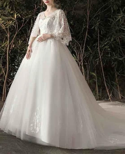 Maternity Wedding Dresses  4