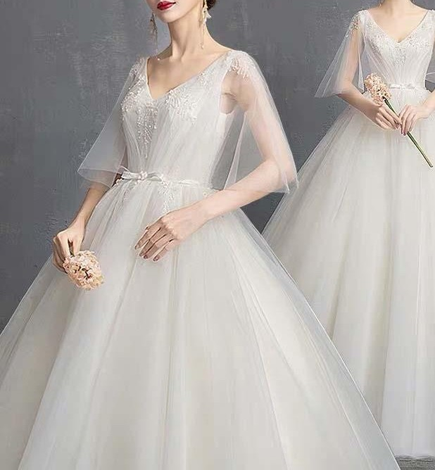 Maternity Wedding Dresses  5