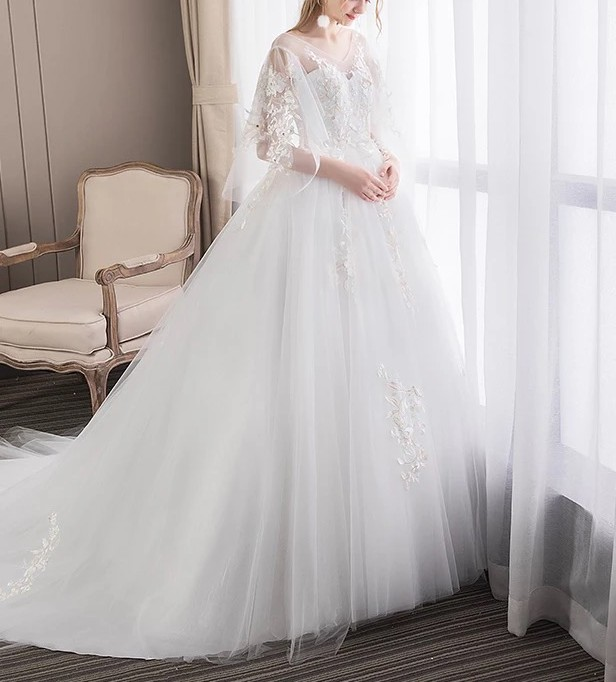 Maternity Wedding Dresses  6