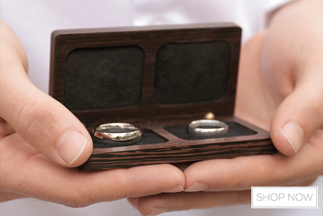 No Ring Bearer Who Holds the Wedding Ring Here is the Answer 4