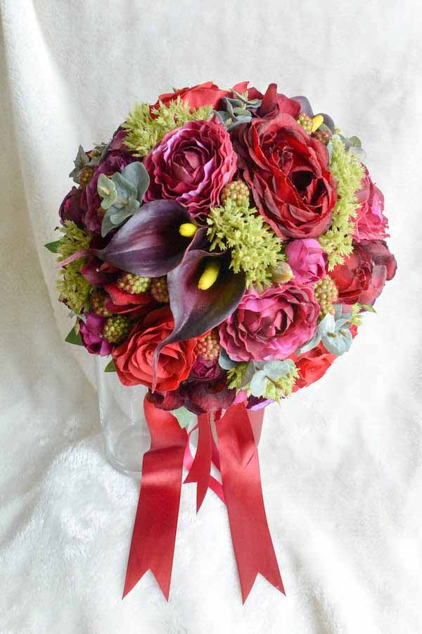 Preserved Flowers Vs Silk Flowers Which Should You Use For Your Wedding