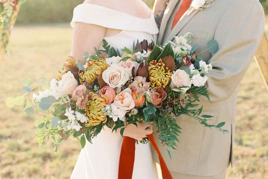 Bohemian Wedding Styled Engagement Shoot 19