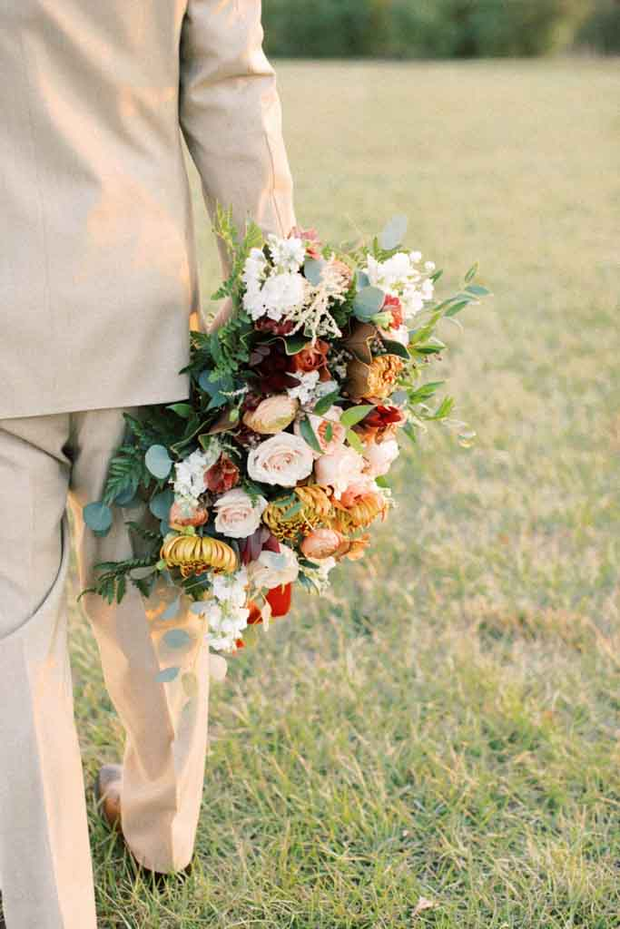 Bohemian Wedding Styled Engagement Shoot 39