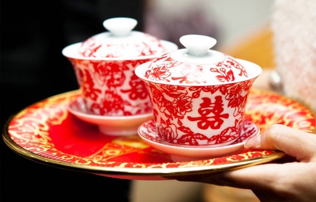 Chinese Wedding Tea Ceremony 4