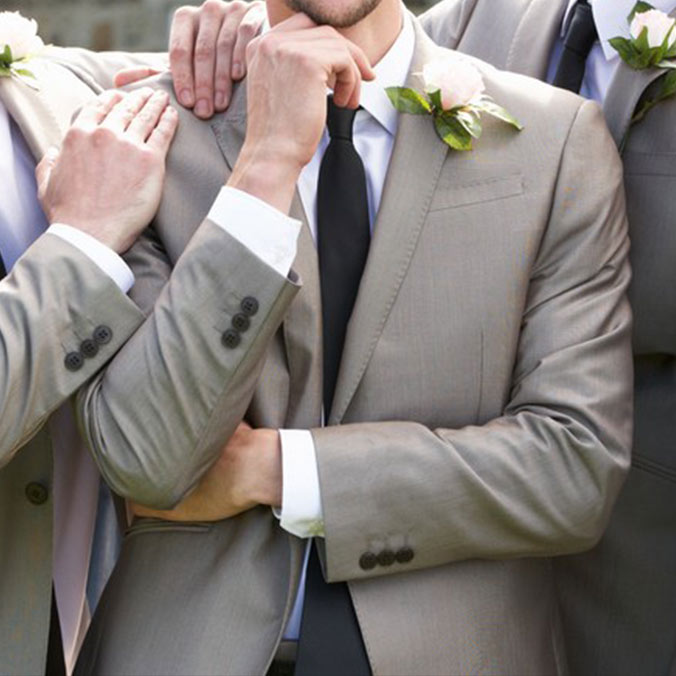 9 Things You Shouldn't Be Afraid To Tell Your Groomsmen