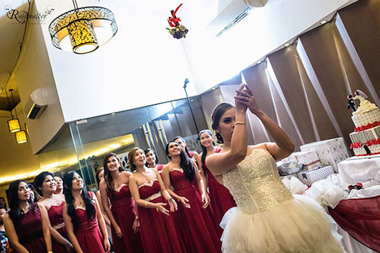 Bouquet Toss for Women