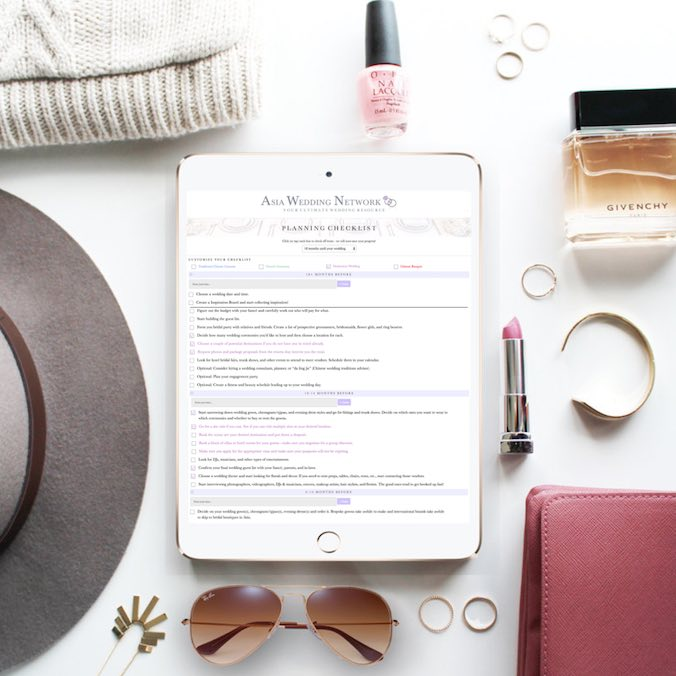 Our Free Printable Wedding Planning Checklists: Everything You Need to Know