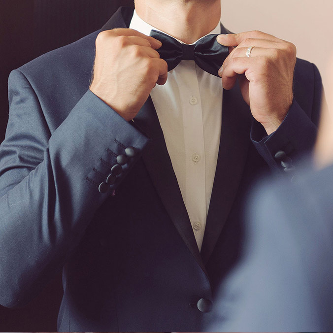 Tie or Bow Tie? Here's an Easy Way to Decide