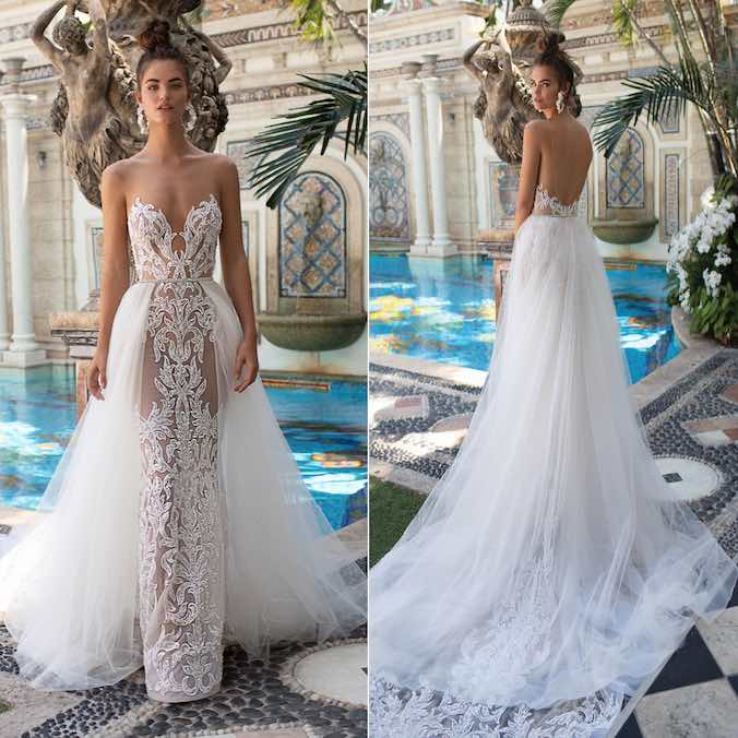 Vintage Luxury & Retro Modernity in BERTA Spring/Summer 2019 'Miami' Collection
