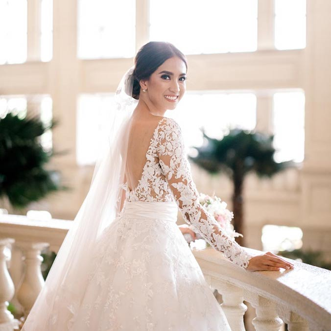 Designer Bridal Room HK Review: This Gorgeous Bride Takes Us On Her Wedding Dress Shopping Journey