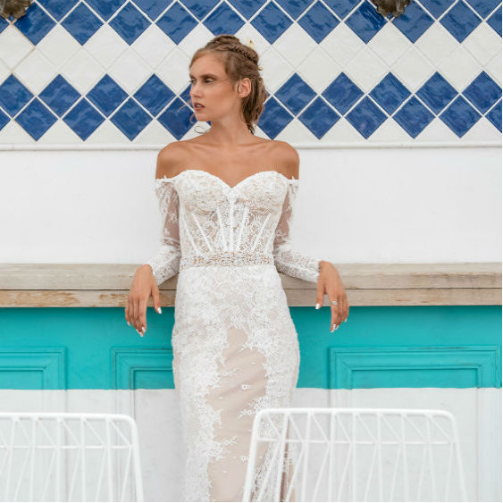 "Giorgia Couture, the ""Light & Luxurious"" Wedding Dress Brand from Singapore: An Exclusive Interview"
