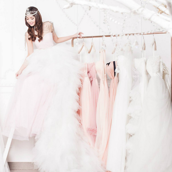 9 Things You Should Know About Fashion Model Turned Bridal Designer, Lilian Kan