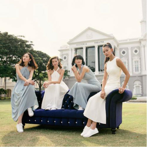 Love, Bonito Tells Us Exactly How To Perfect The Mismatched Bridesmaids Look