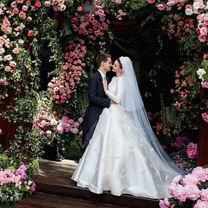 Miranda Kerr's Breathtaking Wedding Dress: Everything You'll Want to Know!