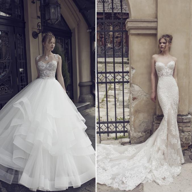 NOYA by Riki Dalal's 2017 Wedding Dress Collection - Inspired by Shakespeare's Most Powerful Female Characters