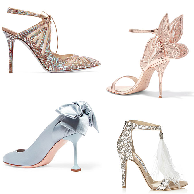 7 Wedding Shoe Trends to Watch Out for at New York International Bridal Week