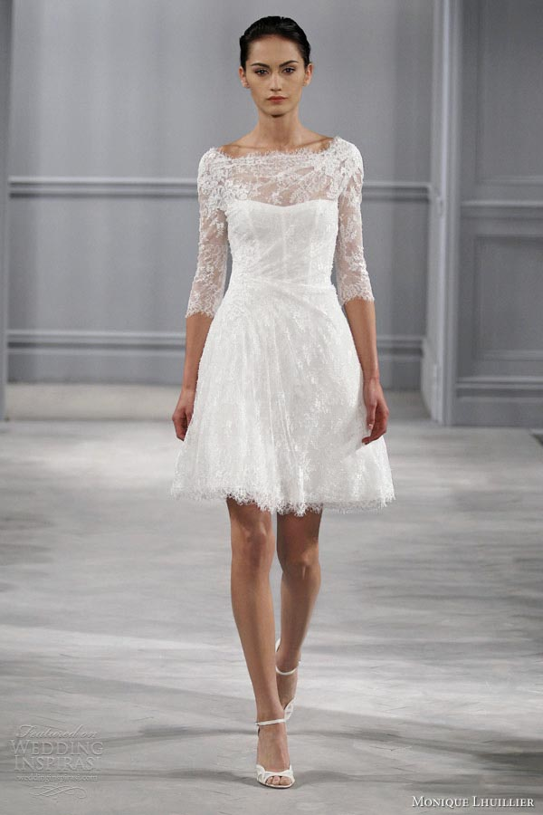 7 gorgeous types of long sleeved wedding dresses you need for Need to sell my wedding dress
