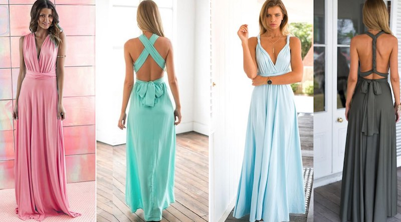 what to do bridesmaids dress overseas abroad out of town 8