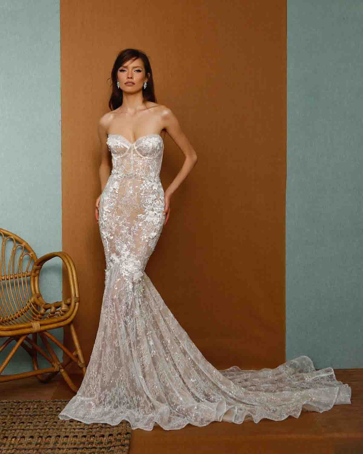 BERTA PRIVÉE SS 2021 Wedding Dress Collection 1