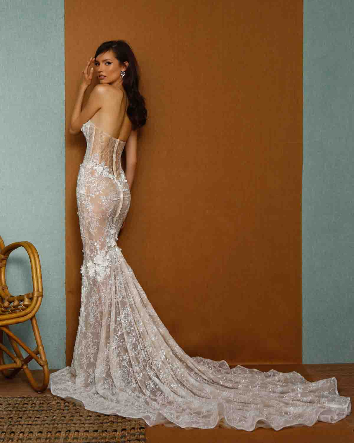 BERTA PRIVÉE SS 2021 Wedding Dress Collection 4