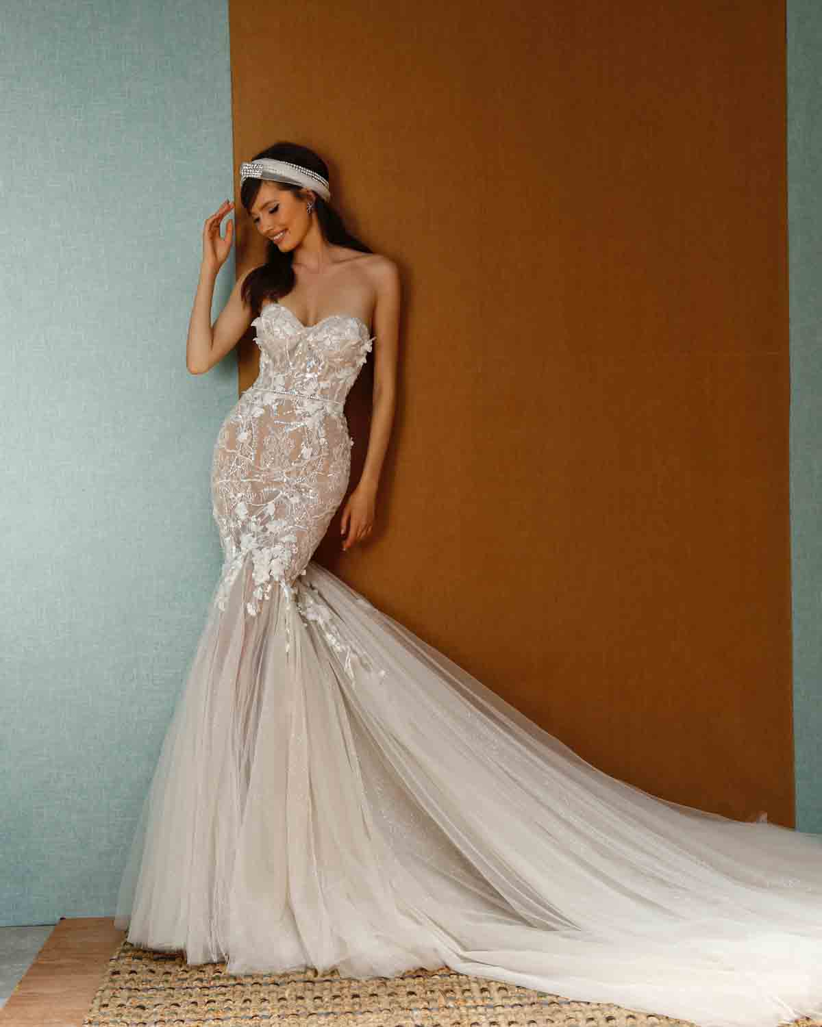 BERTA PRIVÉE SS 2021 Wedding Dress Collection 5