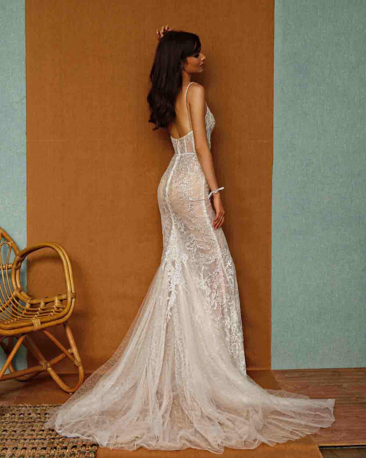 BERTA PRIVÉE SS 2021 Wedding Dress Collection 15